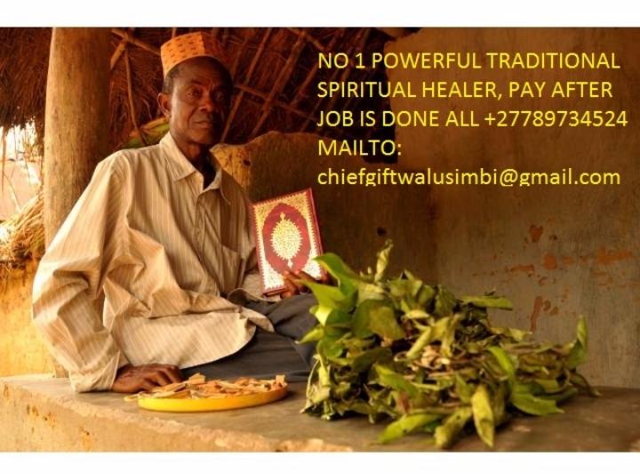 NO 1 SANGOMA POWERFUL TRADITIONAL SPIRITUAL H
