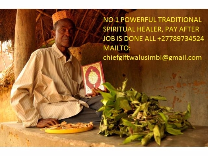 Polo wane NO 1 HERBALIST TRADITIONAL SPIRITUAL HEALER SPELL CASTER +27789734524 PAY AFTER RESULTS