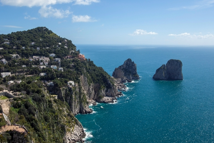 White Capri Experience