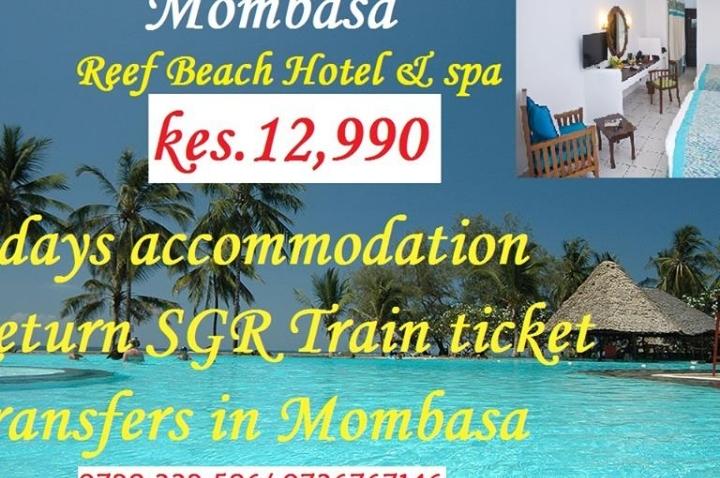 Twende Mombasa Na Madaraka Express