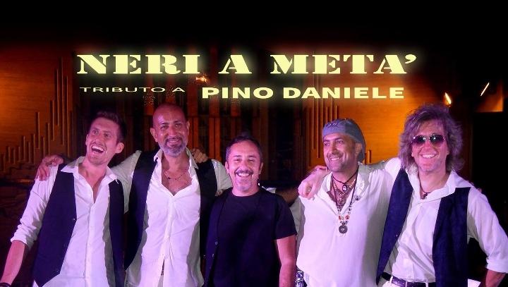 NERI A METÀ - Pino Daniele Tribute Band@Live in Rivabella