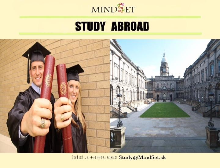 STUDY Overseas in Europe Program