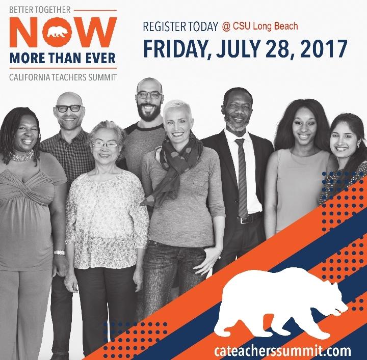 Better Together: California Teachers Summit a