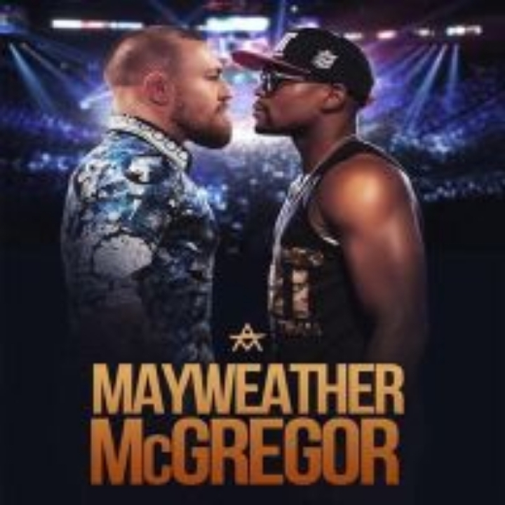Mayweather vs Mcgregor Live on the BIG Screen