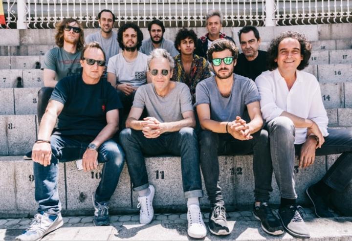 Hombres g taburete en concierto granada plaza de for Entradas concierto taburete