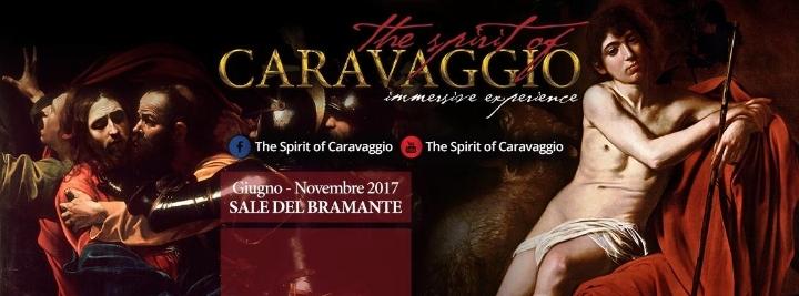 THE SPIRIT OF CARAVAGGIO Immersive Experience