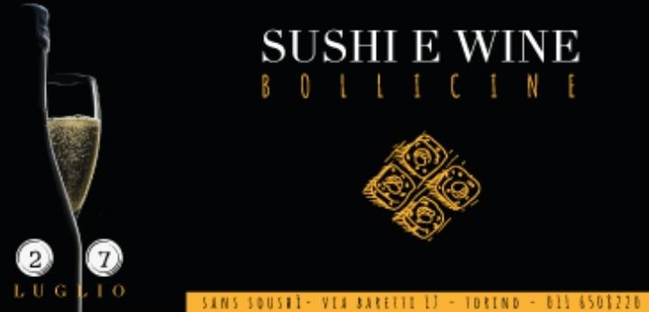 Sushi & Wine Bollicine