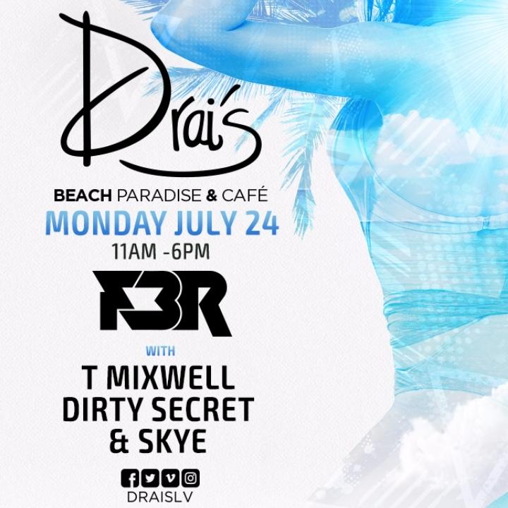 "Drai's Paradise ""Mondays"""