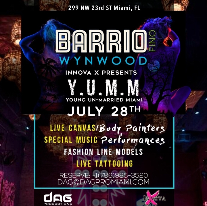 Y.U.M.M. at Barrio Wyndwood