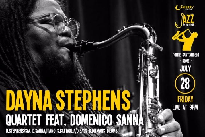 DAYNA STEPHENS 4TET feat. Domenico Sanna, Ste