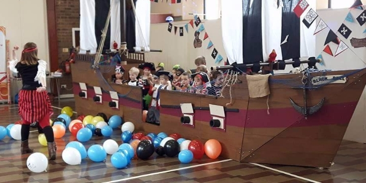 Pirate & Princess Summer Party