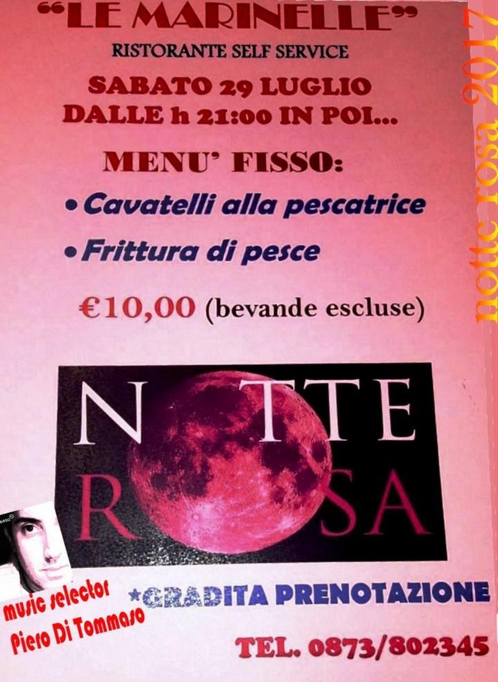 Notte Rosa Marinelle Beach Resort