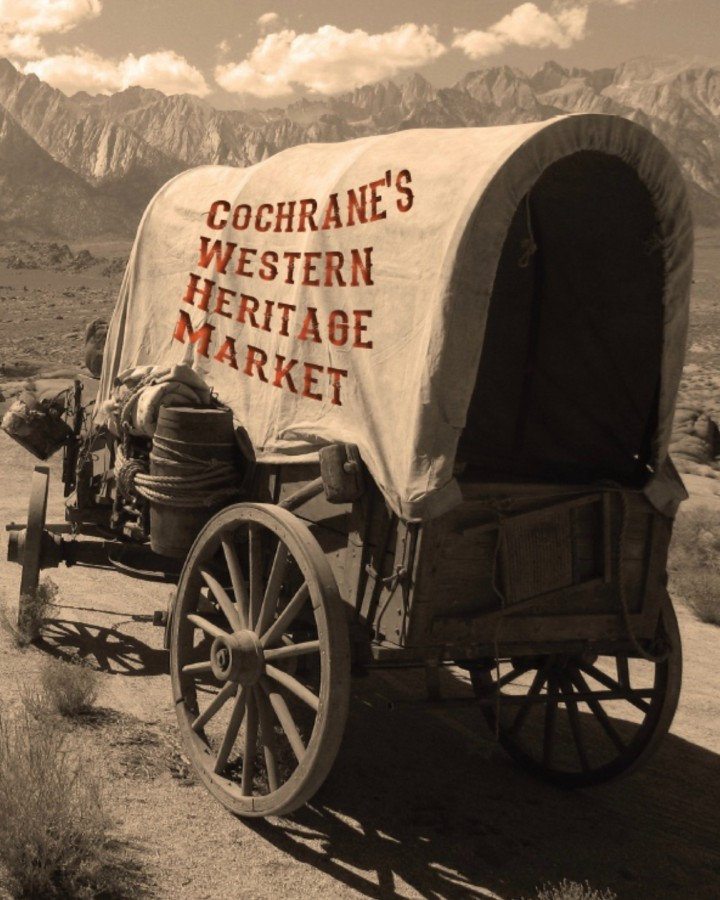 Cochrane Western Heritage Market