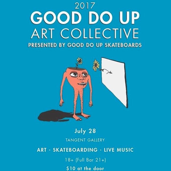 GOOD DO UP ART COLLECTIVE