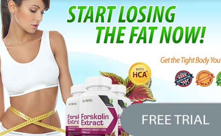 Iconic Forskolin - Lose Weight Easily, Quickl