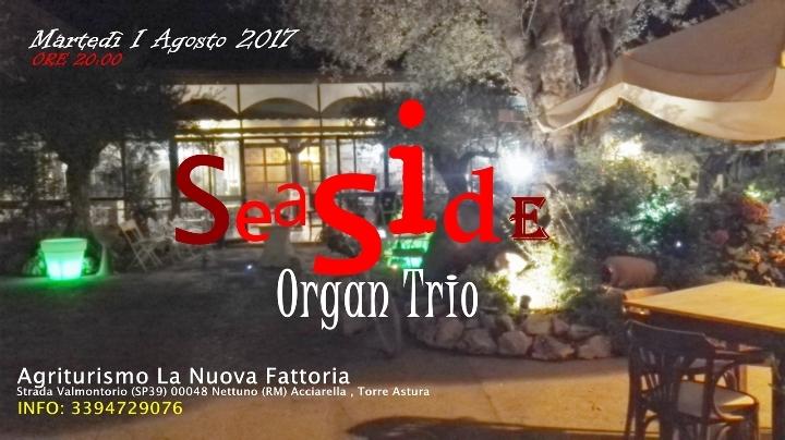 SeaSide Organ Trio Live @ La Nuova Fattoria -