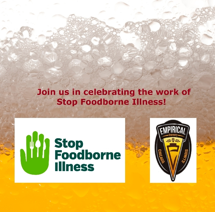 Stop Foodborne Illness Hosts Second Annual Benefit at Empirical Brewery
