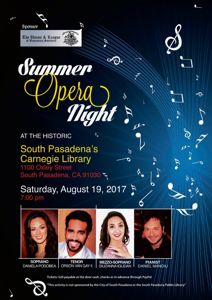 Opera Summer Night