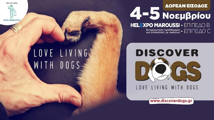 Discover Dogs 2017