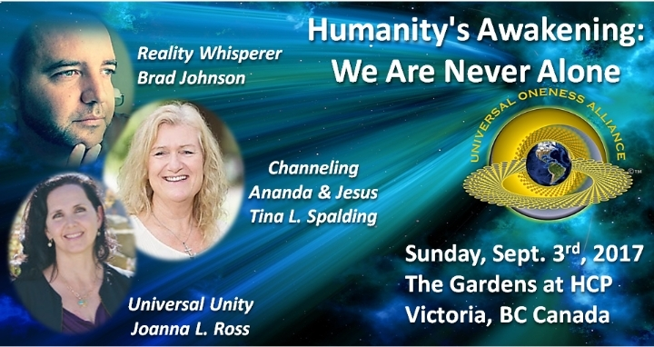Humanity's Awakening: We Are Never Alone