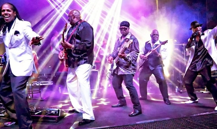 The Spirit of Earth Wind and Fire