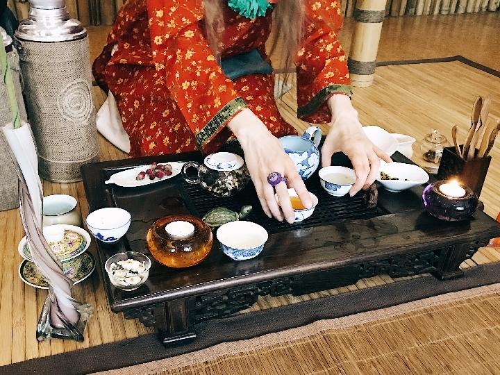 Школа чайного мастерства: `Знания`