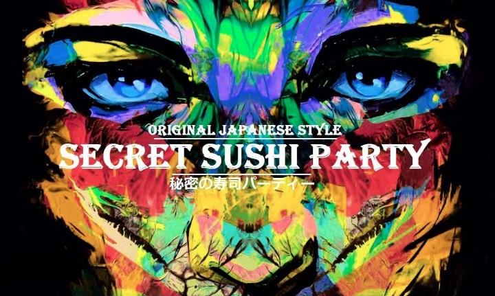 Sunset Secret Sushi Party On The Sea