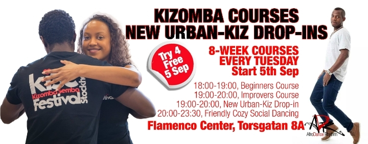 Kizomba Courses Try-Out