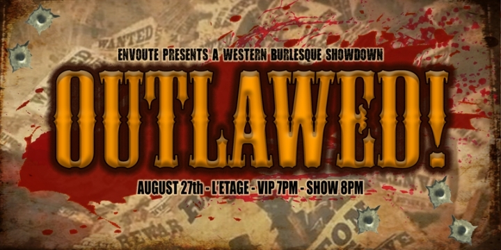 Wild West Burlesque Show