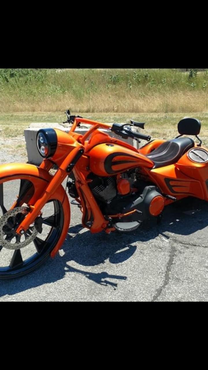 Valpo Motorcycle Show & Swap Meet