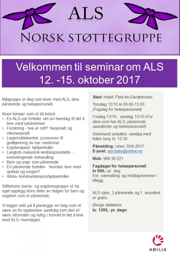 ALS seminar