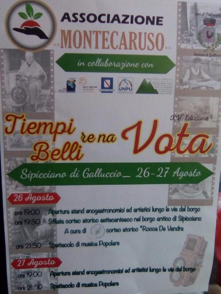 tiempi belli re na vota