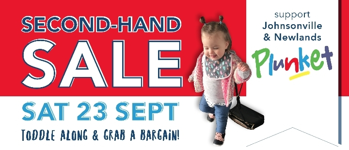 Plunket Second-Hand Sale