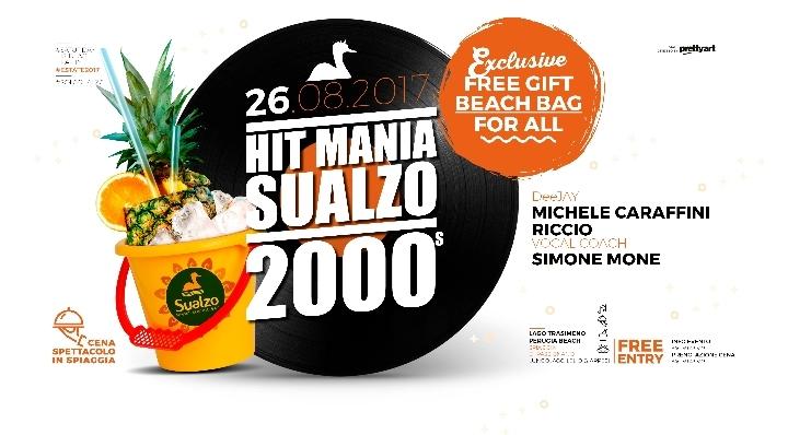 26.08 Sualzo Beach ✮ Hit Mania Sualzo 2000 ✮
