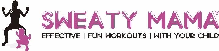 Sweaty Mama - Mum and child fitness class at