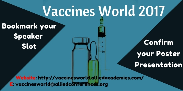 21st World Congress and Exhibition on Vaccine