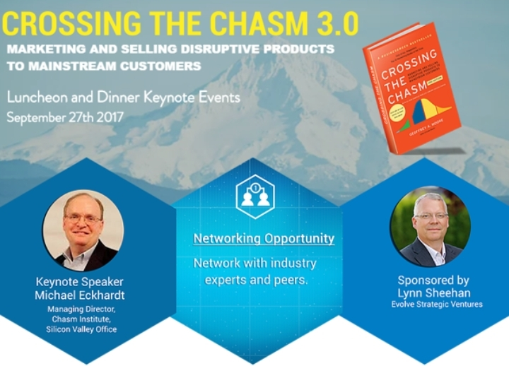 Crossing the Chasm 3.0 - Helping new ventures