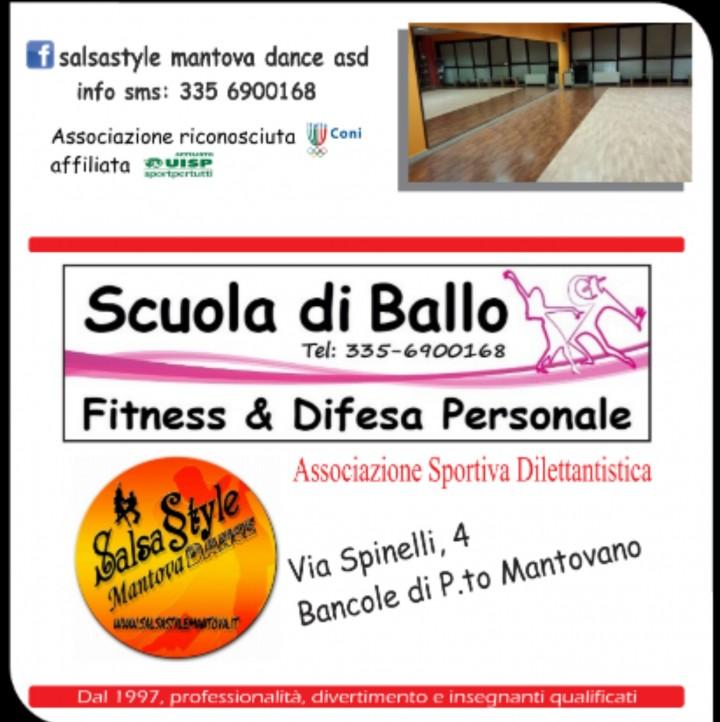 Corsi di ballo latino-americano a Mantova