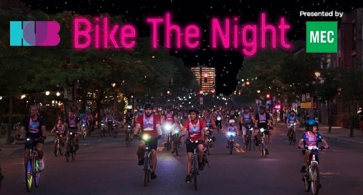 Bike the Night Presented by MEC