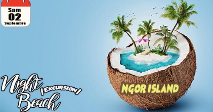 NightBeach | Excursion sur l'île de NGOR