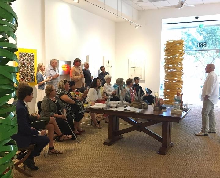 Artist Talk with Gordon Huether