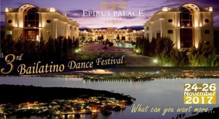 3rd Bailatino Dance Festival Ioannina