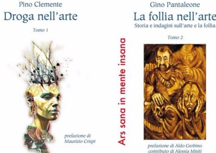 Al Caffè del Teatro si parla di droga e follia nell'arte con Gino Pantaleone