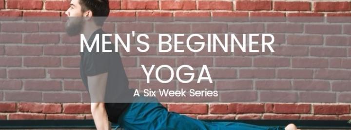 Men's Yoga 101:A Six Week Series