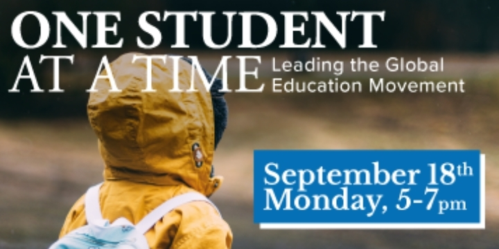 One Student at a Time: Leading the Global Education Movement