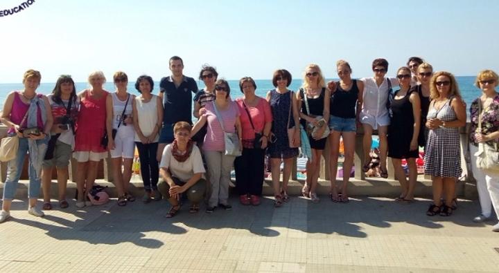 ERASMUS+ KA1: English for Educators: advance