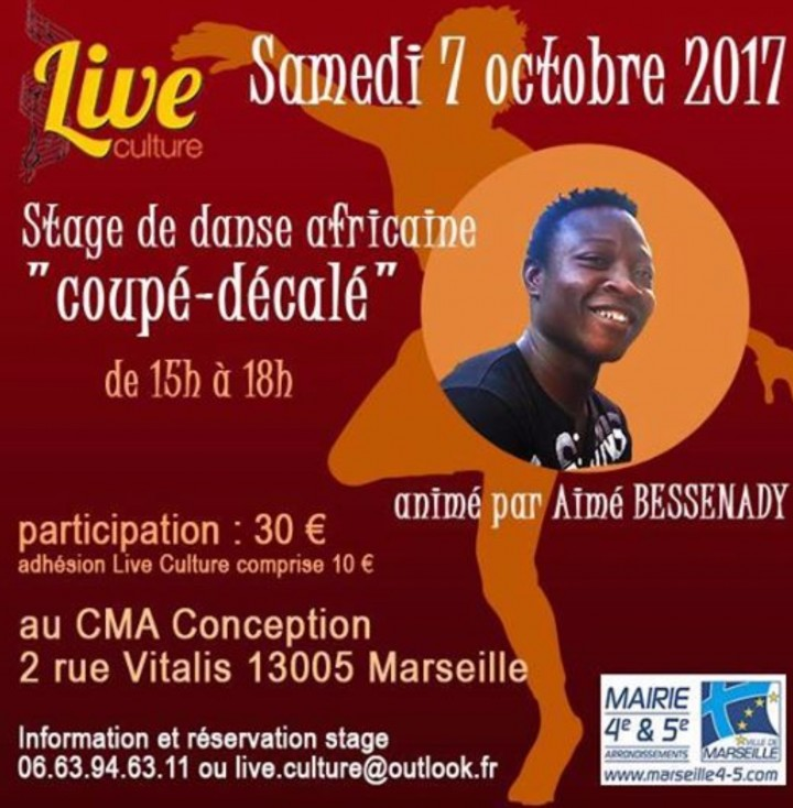 Danse Africaine à Marseille, Bouches-du-Rhône ...