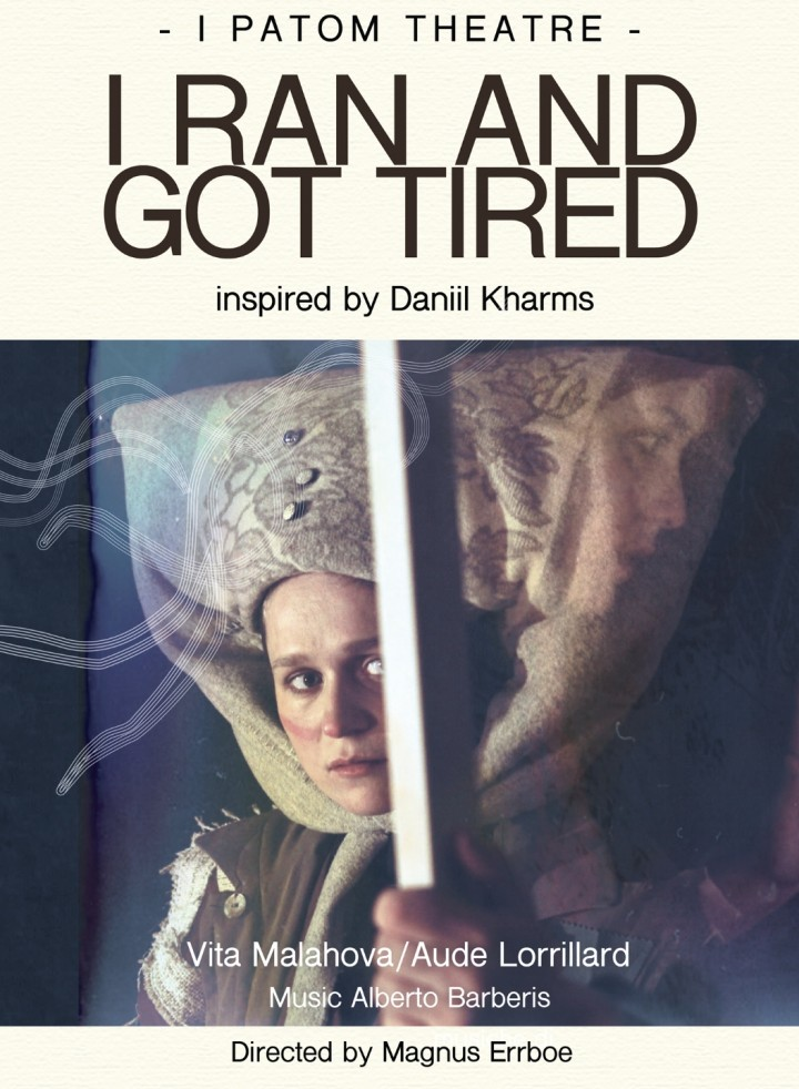 I Ran, I got tired
