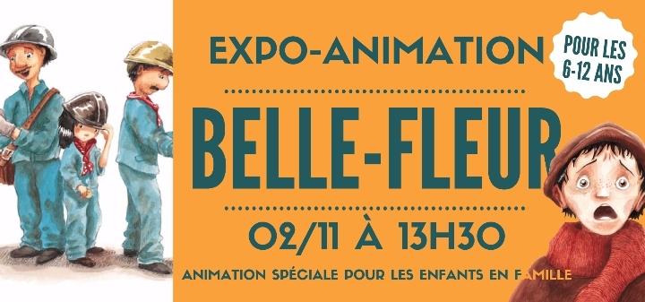 Animation famille`Belle-Fleur` #2