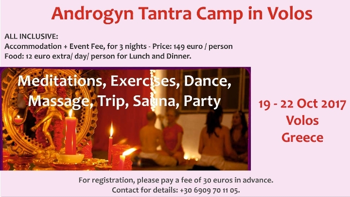 Androgyn Tantra Camp